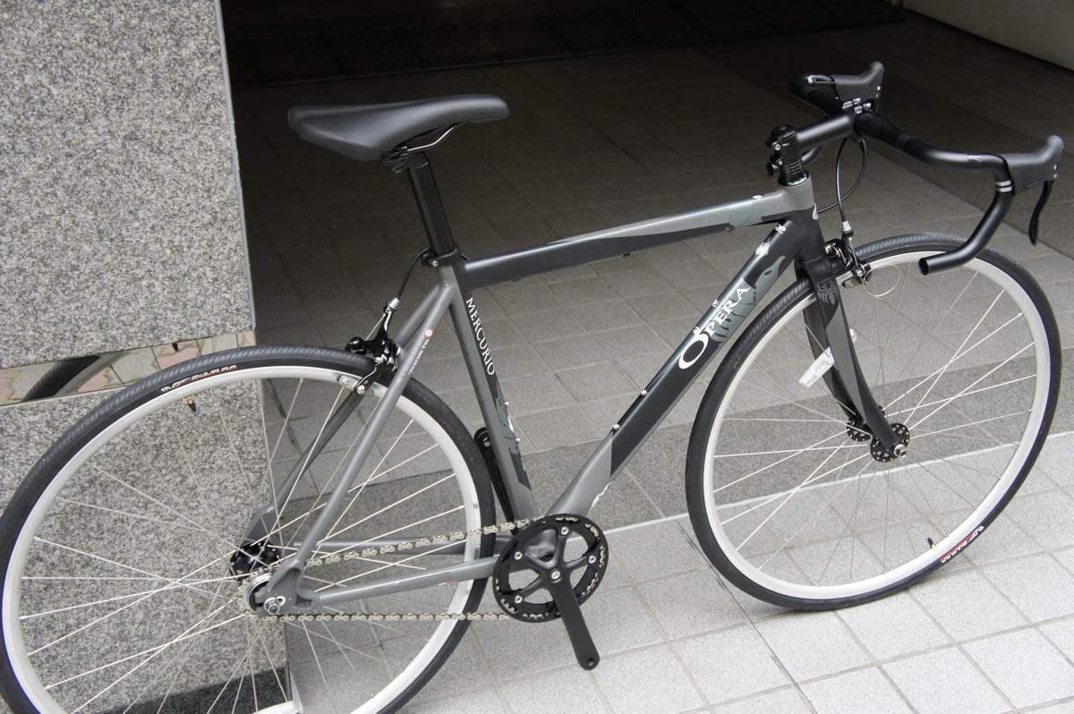 自転車の 自転車 ギア 修理 : 物凄く造りの良いフレームです ...