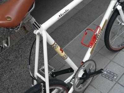 自転車の プジョー 自転車 ミニベロ : Peugeot プジョー ミニベロ(改 ...