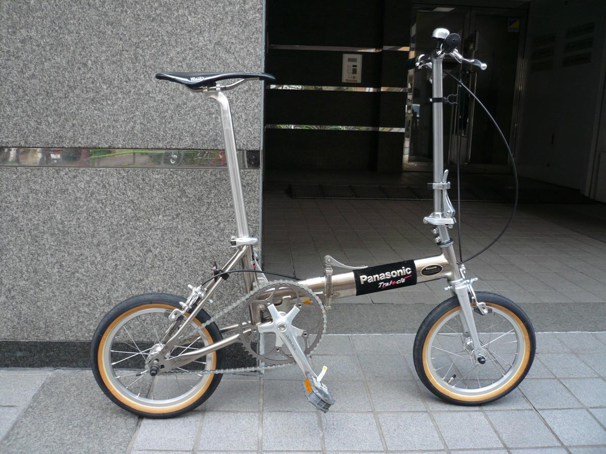 Panasonic Folding Bike